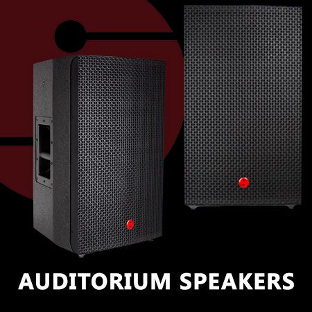 Auditorium Speakers