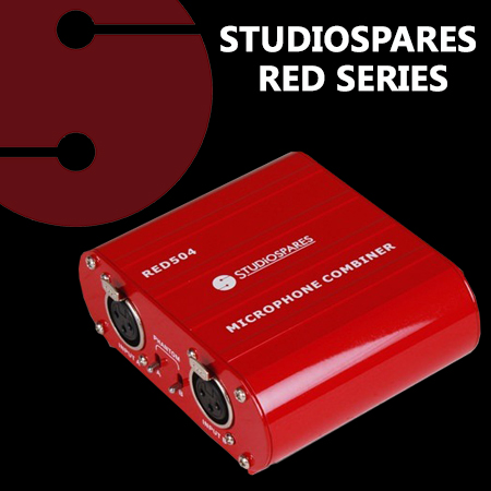 Studiospares Red Series