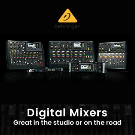 X32 Mixers