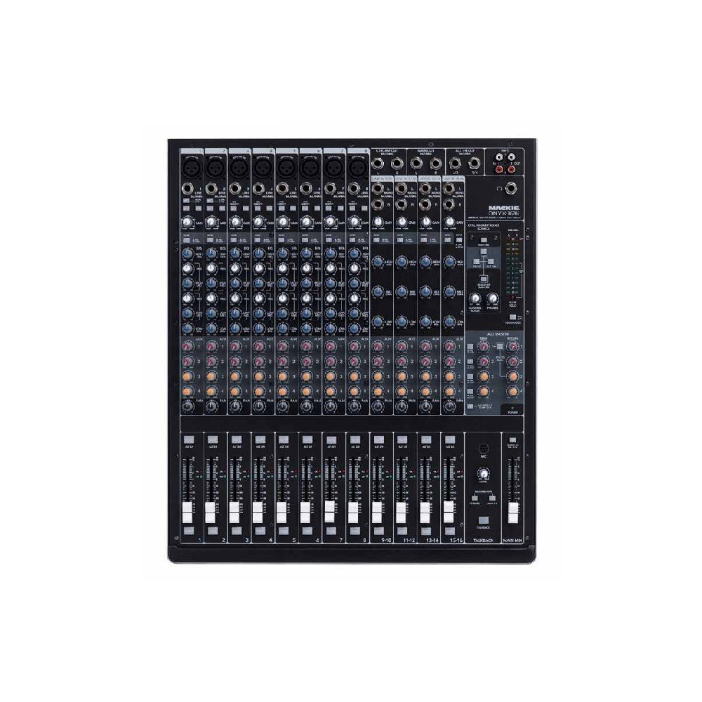mackie onyx 1620i analogue mixers studio gear studiospares. Black Bedroom Furniture Sets. Home Design Ideas