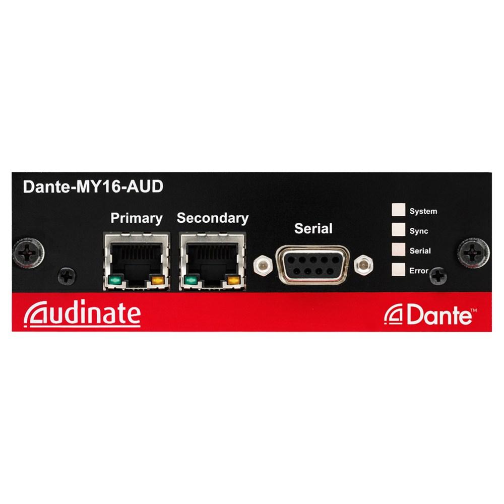 Yamaha my16 aud2 dante card new in studio gear for Yamaha dante card