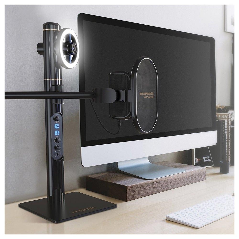 Marantz Turret Broadcast Streaming System - Recorders