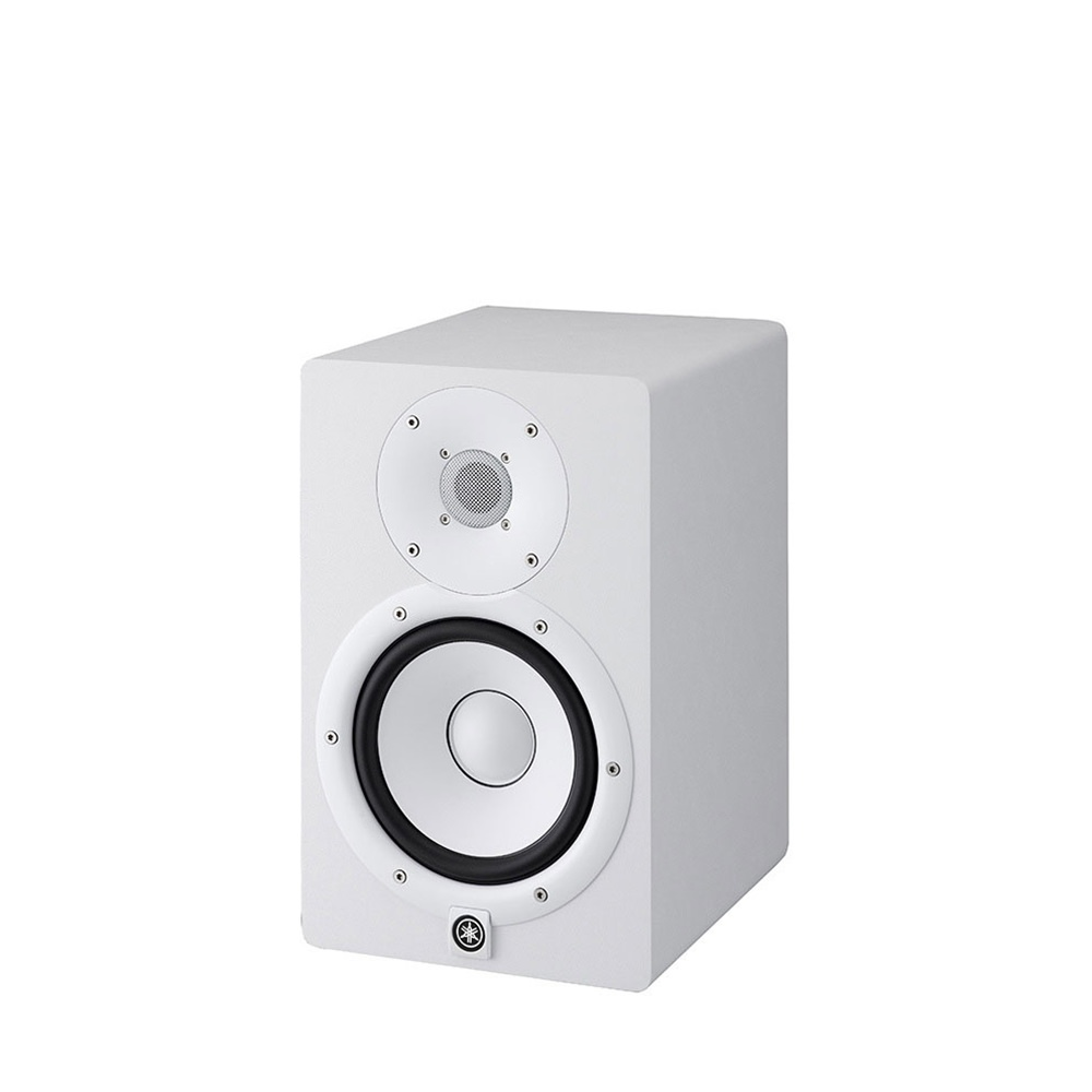 yamaha hs7 active studio monitor white single studiospares. Black Bedroom Furniture Sets. Home Design Ideas