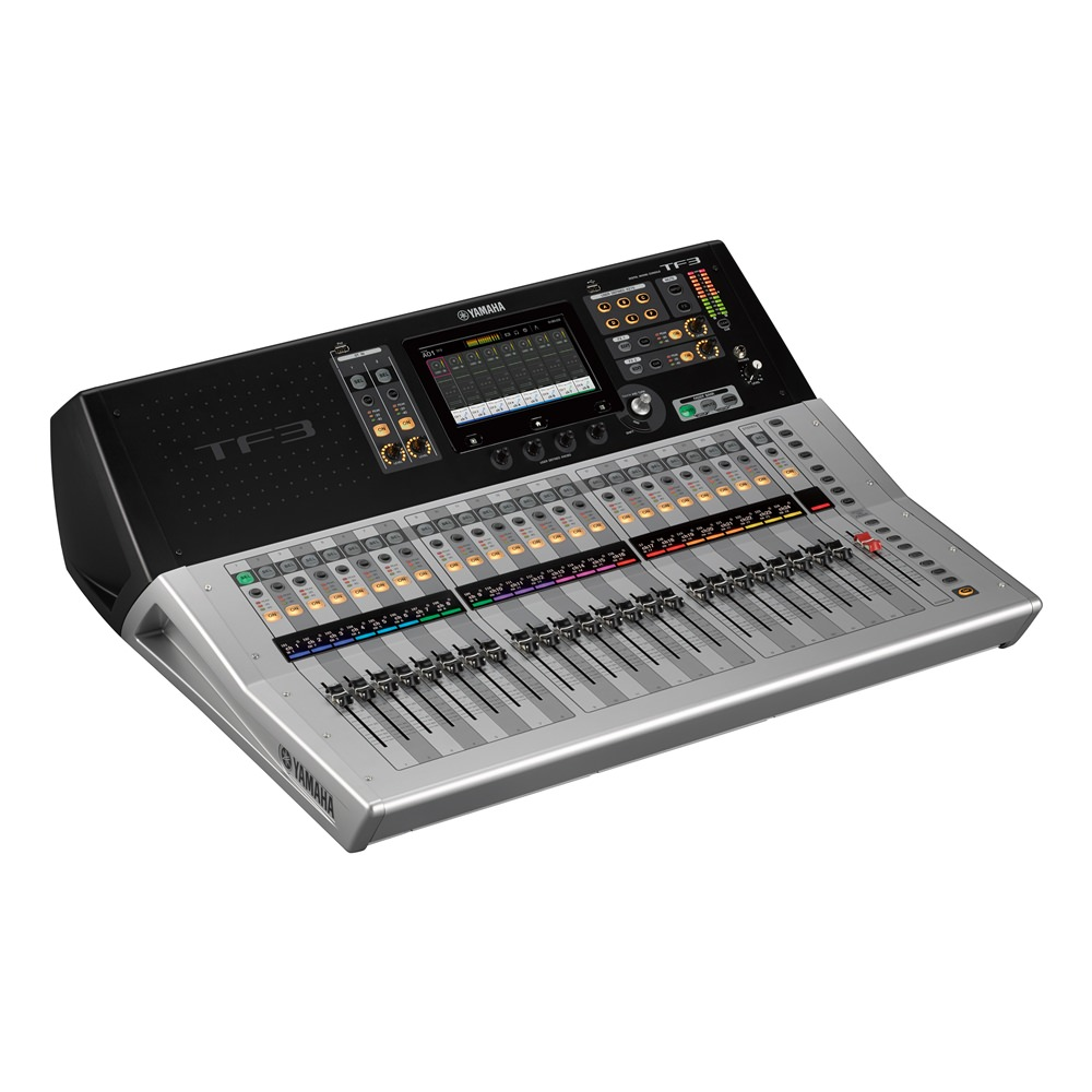 yamaha tf3 digital mixer digital mixers studio gear studiospares. Black Bedroom Furniture Sets. Home Design Ideas