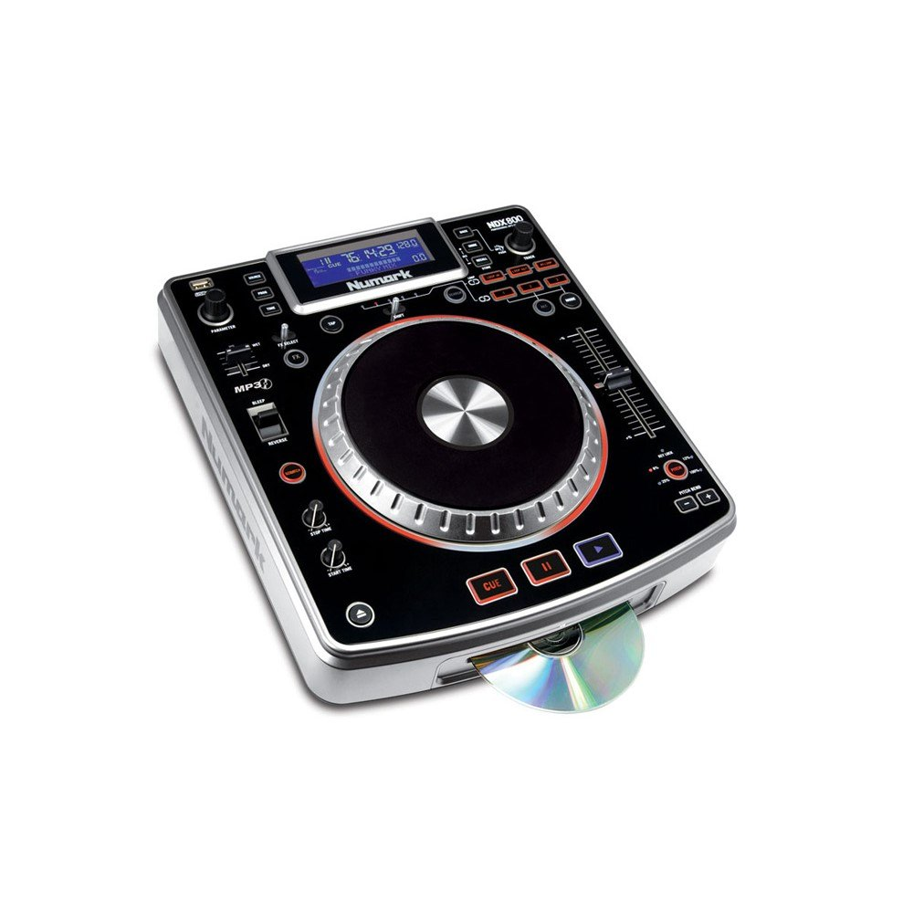 numark ndx900 pro usb mp3 cd player controller dj cd. Black Bedroom Furniture Sets. Home Design Ideas