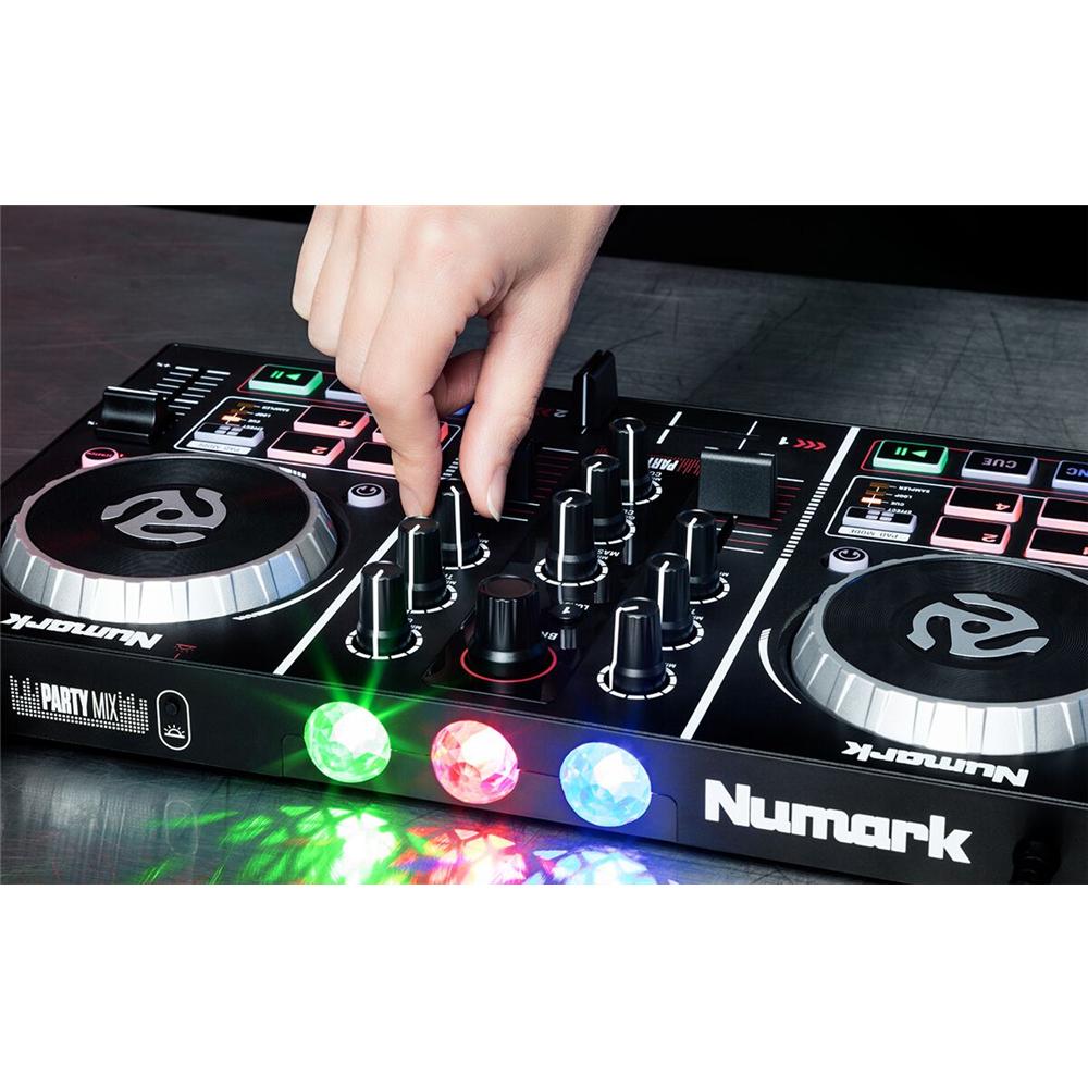 Numark Party Mix Dj Controller : numark party mix dj controller dj controllers performance studiospares ~ Russianpoet.info Haus und Dekorationen