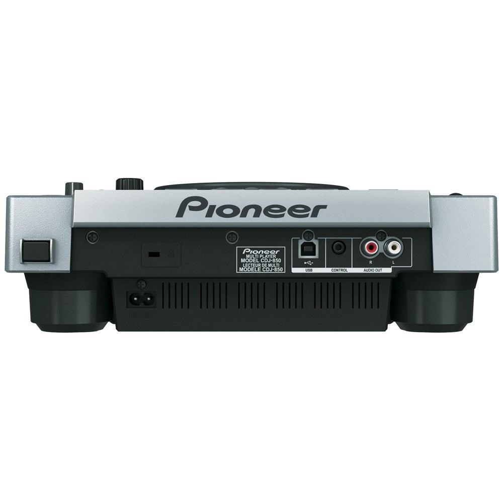 pioneer cdj850 cd mp3 usb media controller dj cd players. Black Bedroom Furniture Sets. Home Design Ideas