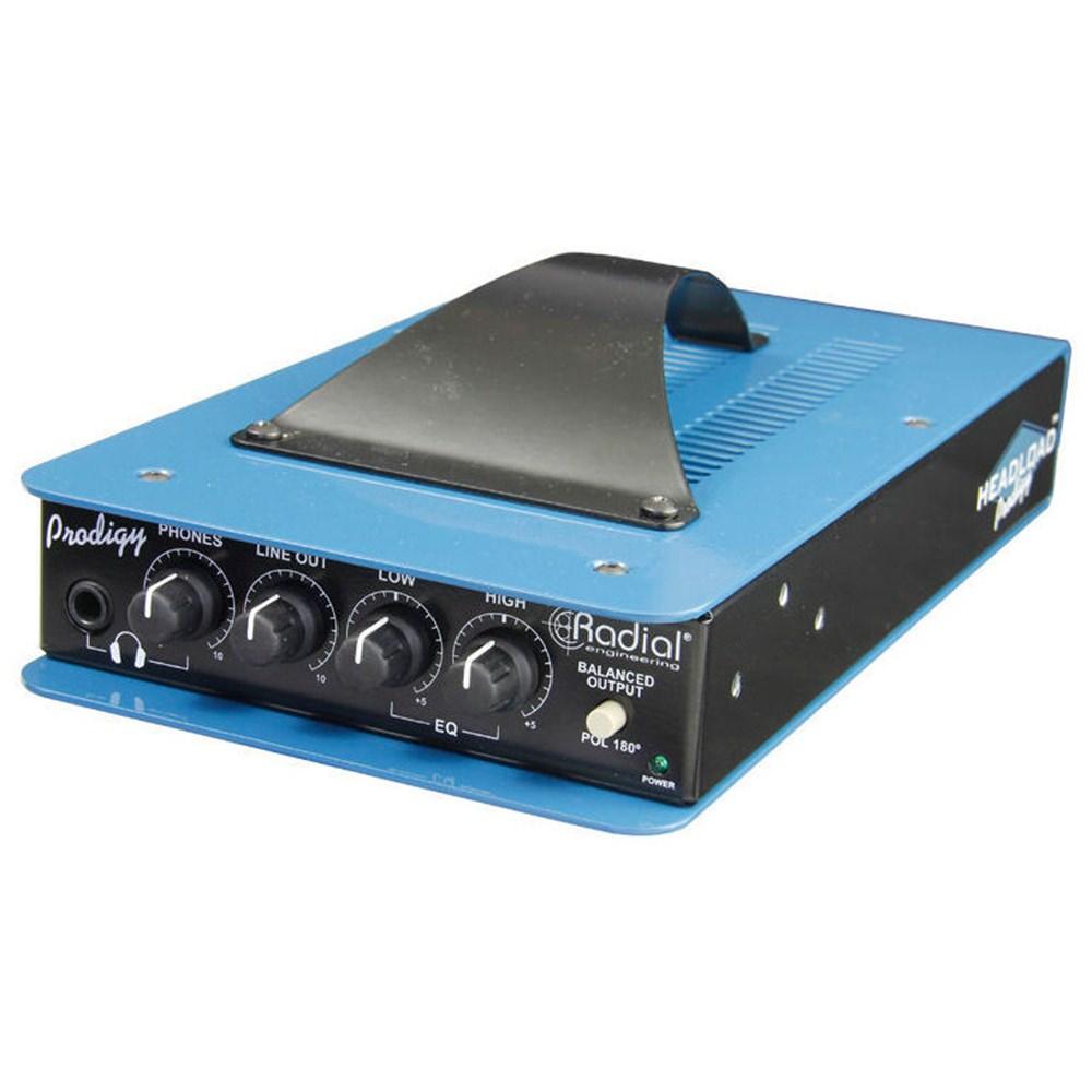 radial headload prodigy guitar amp load box guitar accessories performance studiospares. Black Bedroom Furniture Sets. Home Design Ideas