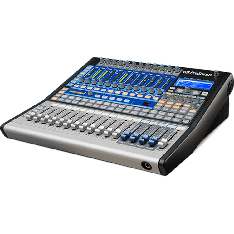 presonus studiolive 16 0 2 usb digital mixer analogue mixers studio gear studiospares. Black Bedroom Furniture Sets. Home Design Ideas