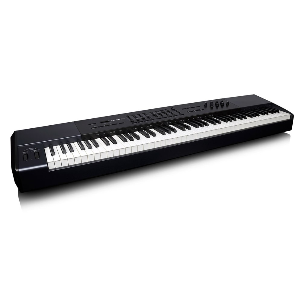 m audio oxygen 88 keyboard usb midi controller midi controllers studio gear studiospares. Black Bedroom Furniture Sets. Home Design Ideas