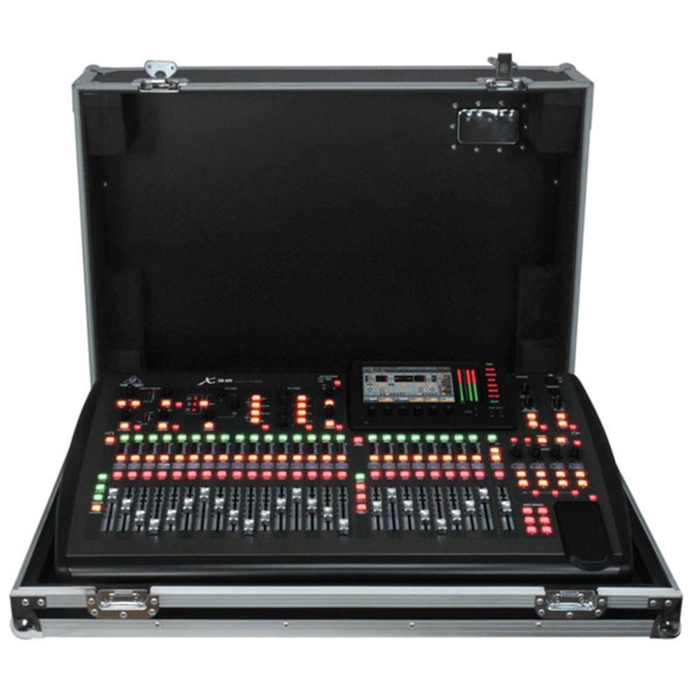 behringer x32 tp mixer flightcase digital mixers studio gear studiospares. Black Bedroom Furniture Sets. Home Design Ideas