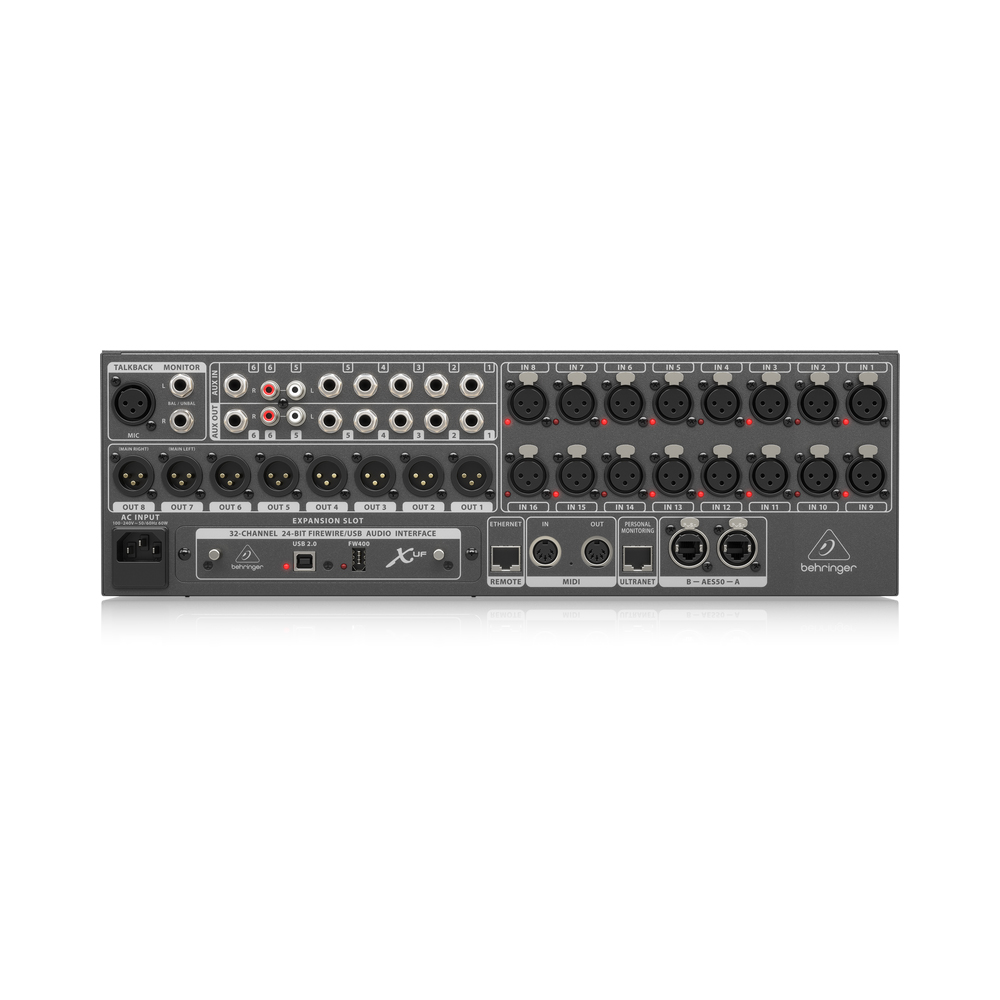 Behringer X32 Rack Digital Mixer - Digital Mixers - Studio Gear