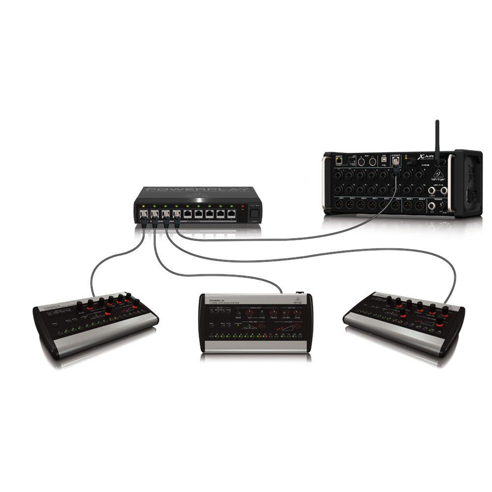 384440_2 behringer xr18 digital mixer studiospares Behringer XR18 Dimensions at honlapkeszites.co