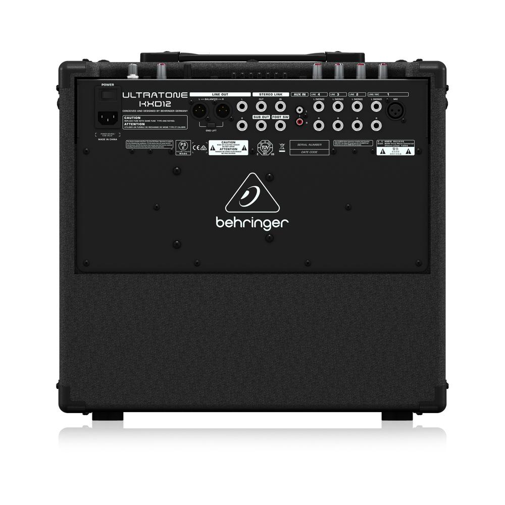 behringer ultratone kxd12 keyboard amp guitar keyboard amps performance studiospares. Black Bedroom Furniture Sets. Home Design Ideas