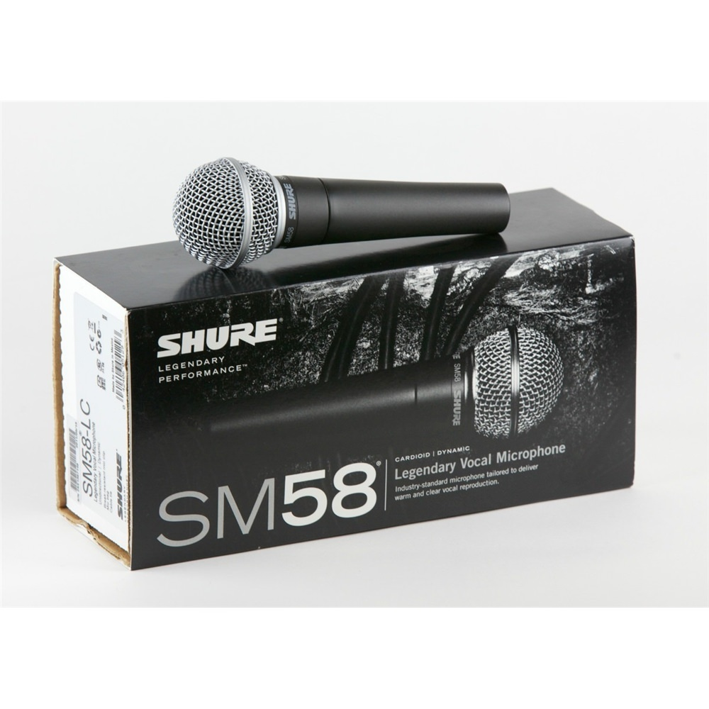 4 thoughts on Shure Microphones Complete Line Catalog Circa 1954