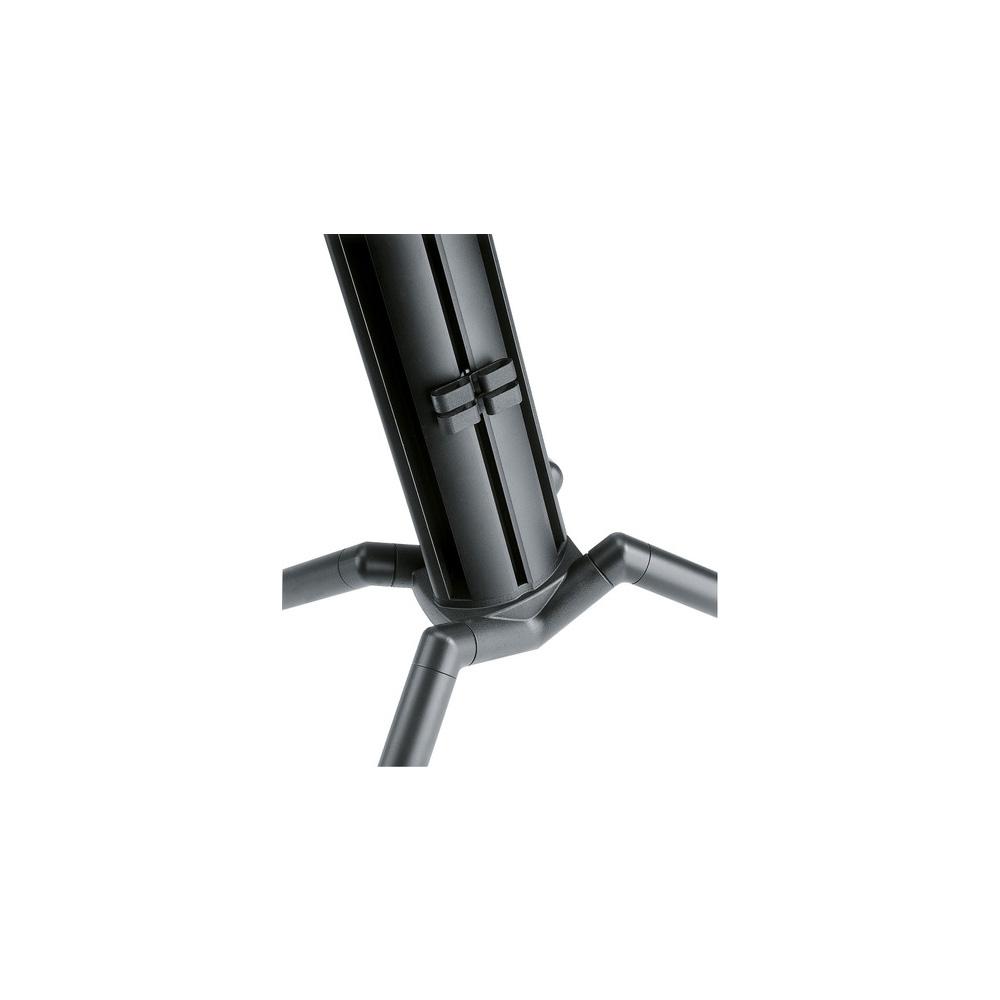 k m 18860 spider pro black keyboard stand studiospares. Black Bedroom Furniture Sets. Home Design Ideas