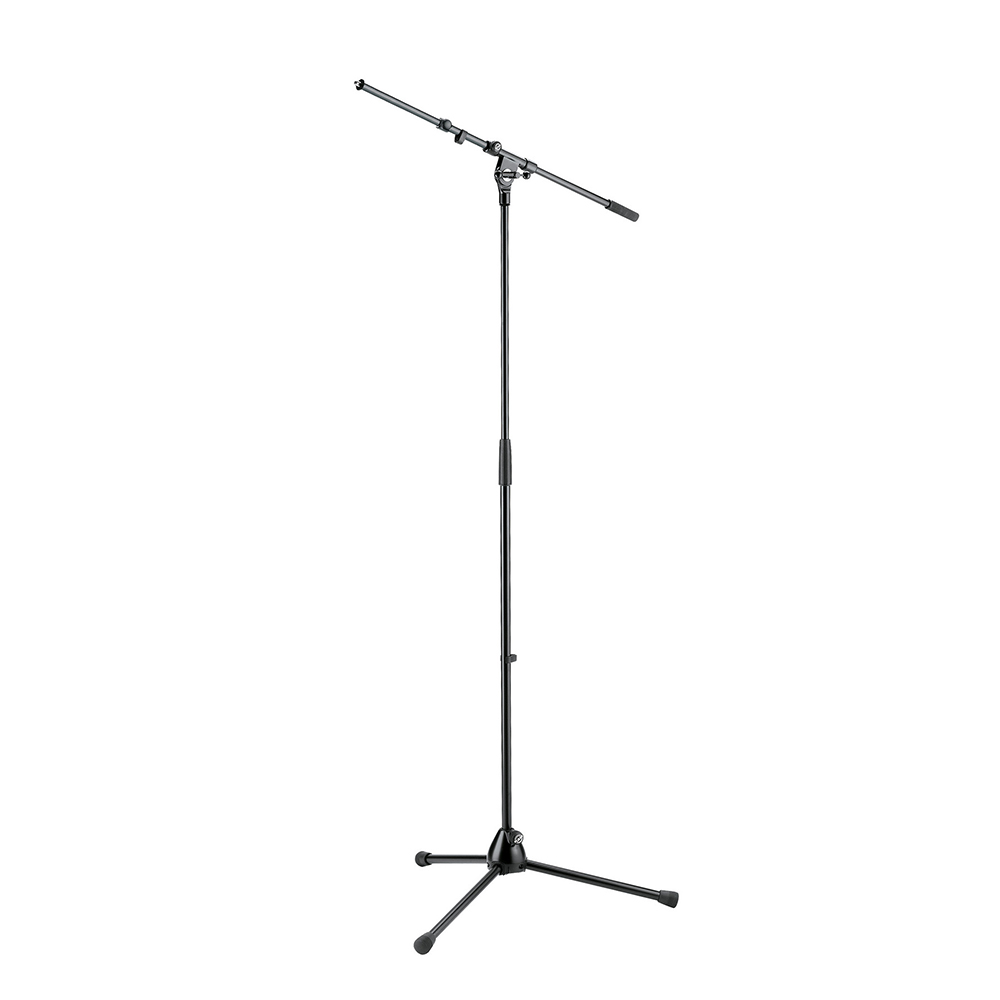 K m 21090 telescopic microphone stand 3 pack mic for Stand pack