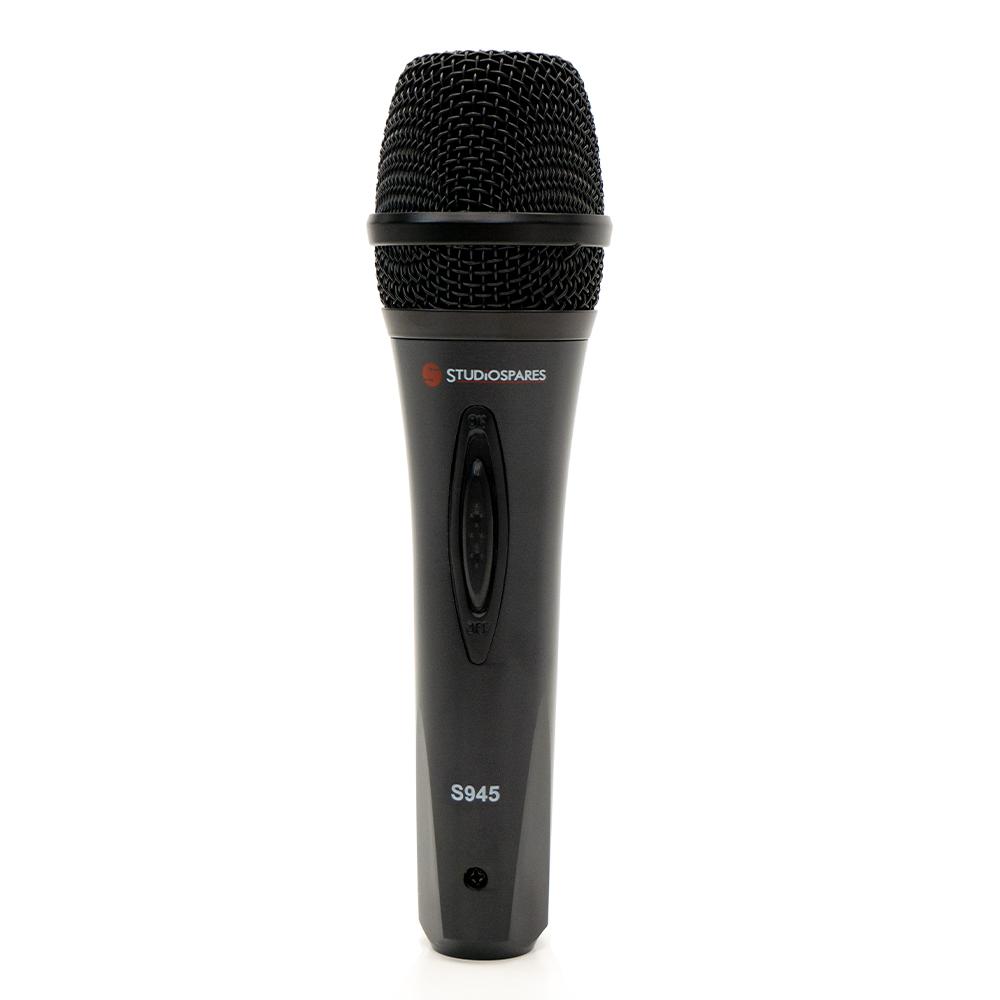 studiospares s945 dynamic mic 3 pack vocal microphones microphones studiospares. Black Bedroom Furniture Sets. Home Design Ideas