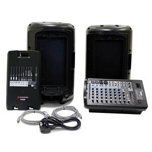 Trojan iPA500 Portable PA System - Summer Essentials