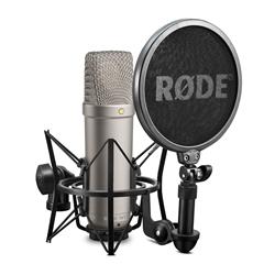 rode nt1a red50 mic stand no boom vocal microphones microphones studiospares. Black Bedroom Furniture Sets. Home Design Ideas