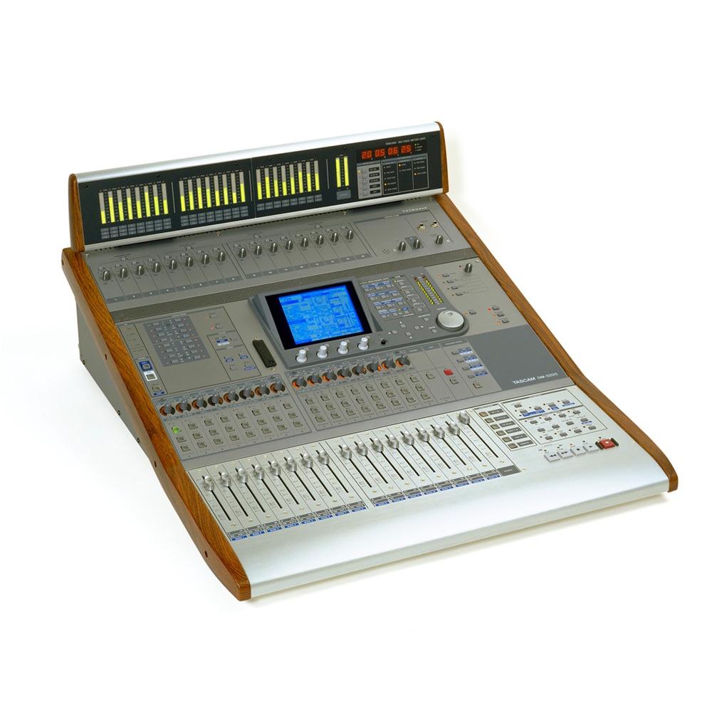 tascam dm3200 digital mixers studio gear studiospares. Black Bedroom Furniture Sets. Home Design Ideas