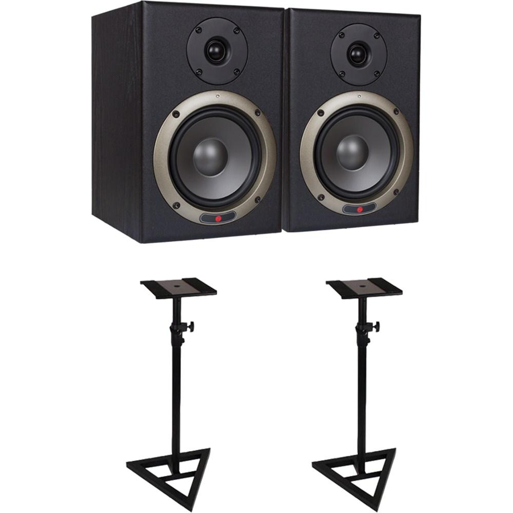 studiospares seiwin 5a studio monitors monitor stands studio monitors headphones. Black Bedroom Furniture Sets. Home Design Ideas