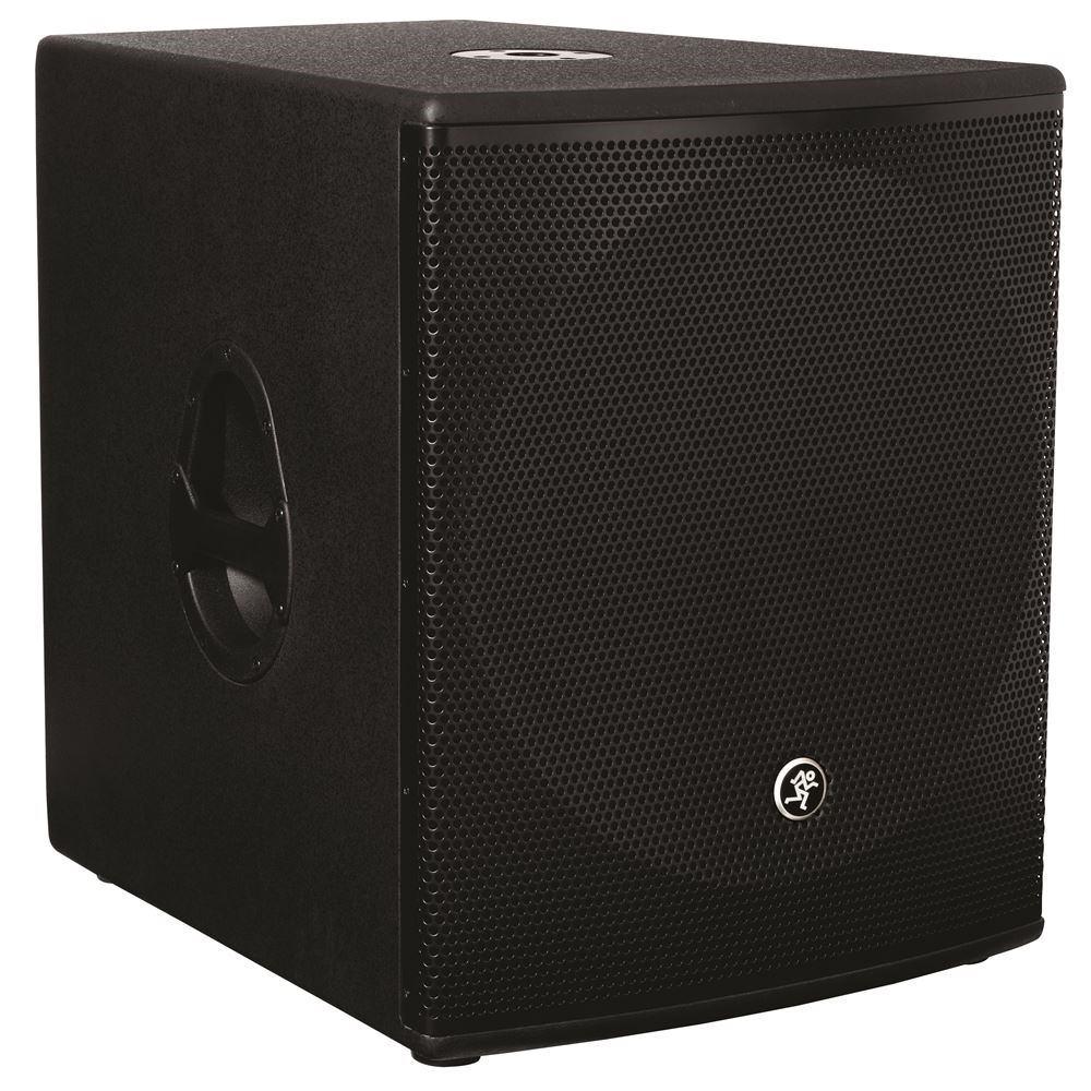 mackie srm1801 active subwoofer sub bass speakers headphones speakers studiospares. Black Bedroom Furniture Sets. Home Design Ideas
