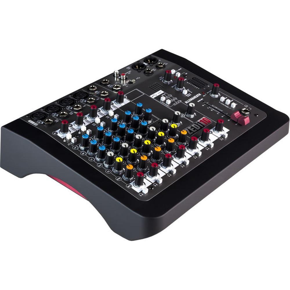 allen heath zedi 10 hybrid mixer analogue mixers studio gear studiospares. Black Bedroom Furniture Sets. Home Design Ideas