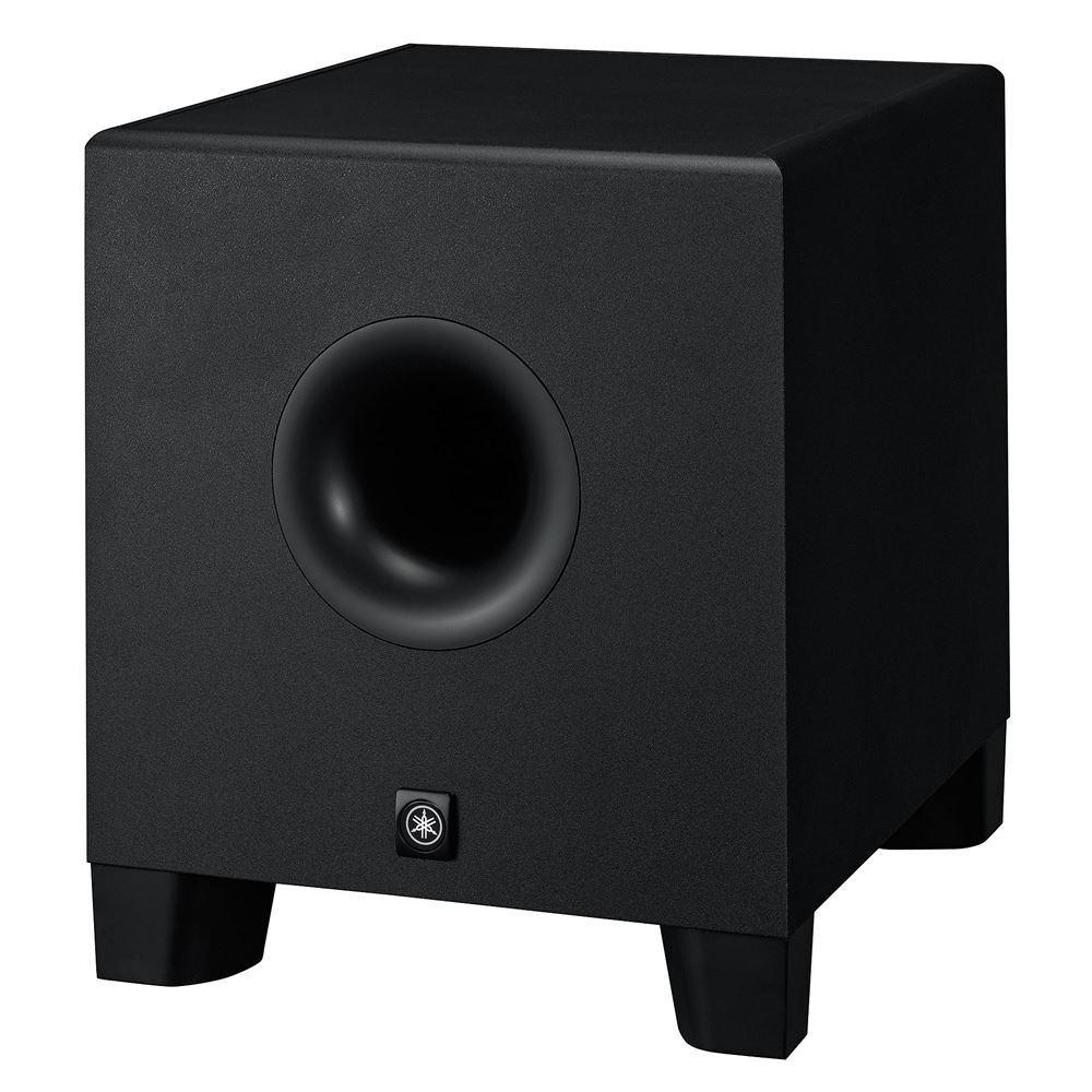 Yamaha hs8s active studio subwoofer sub bass speakers for Yamaha studio subwoofer