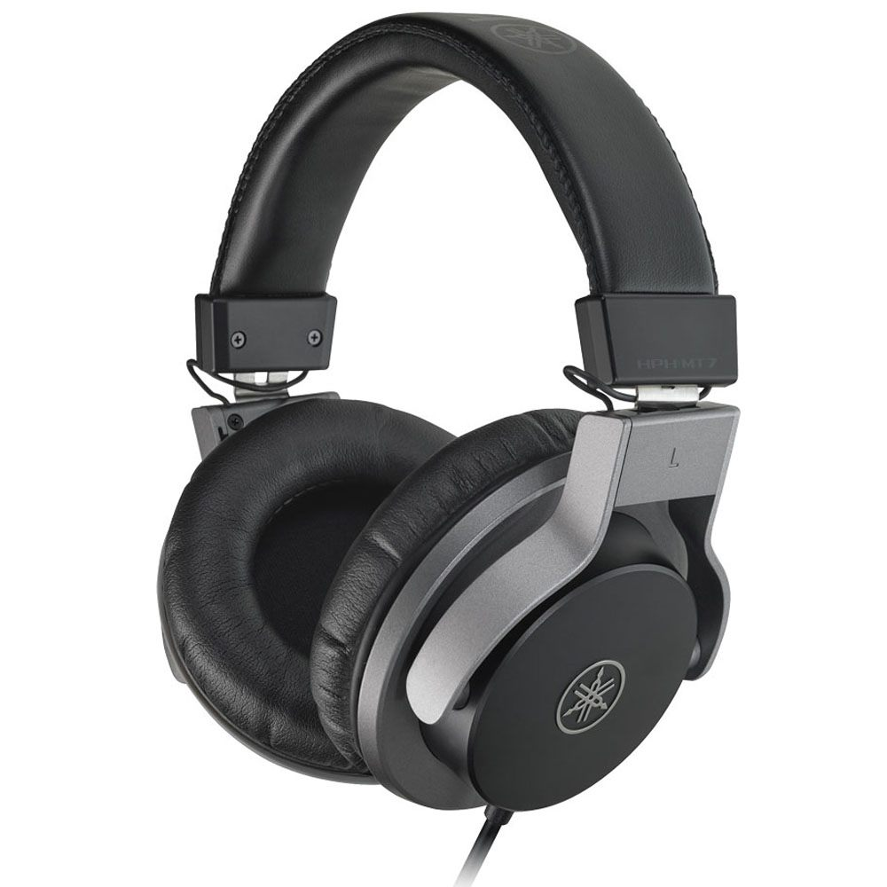 yamaha hph mt7 studio headphones black studio headphones