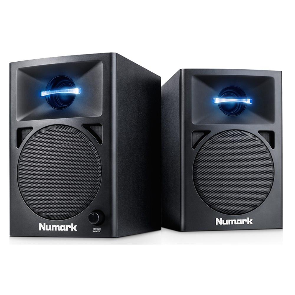 speakers dj studio monitors numark headphones wave studiospares