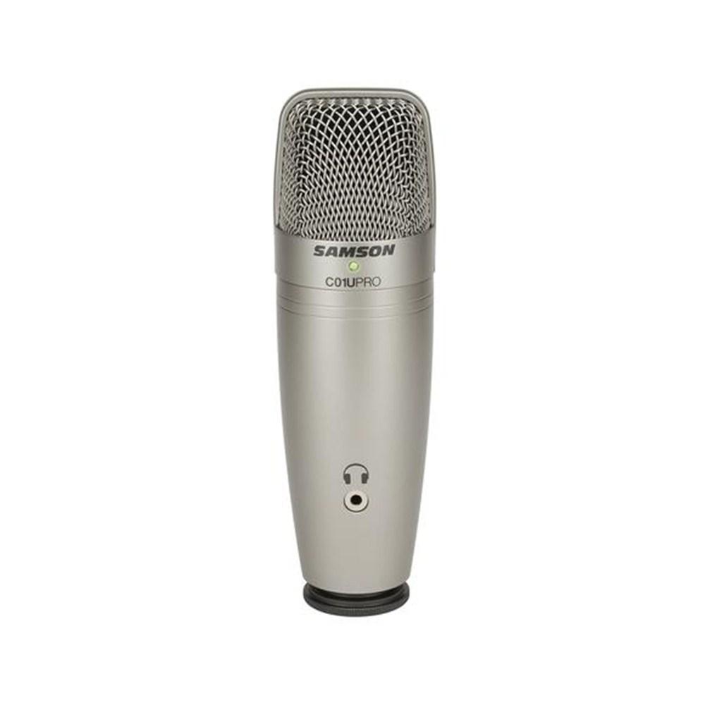 samson c01u pro usb studio condenser mic usb mics microphones studiospares. Black Bedroom Furniture Sets. Home Design Ideas