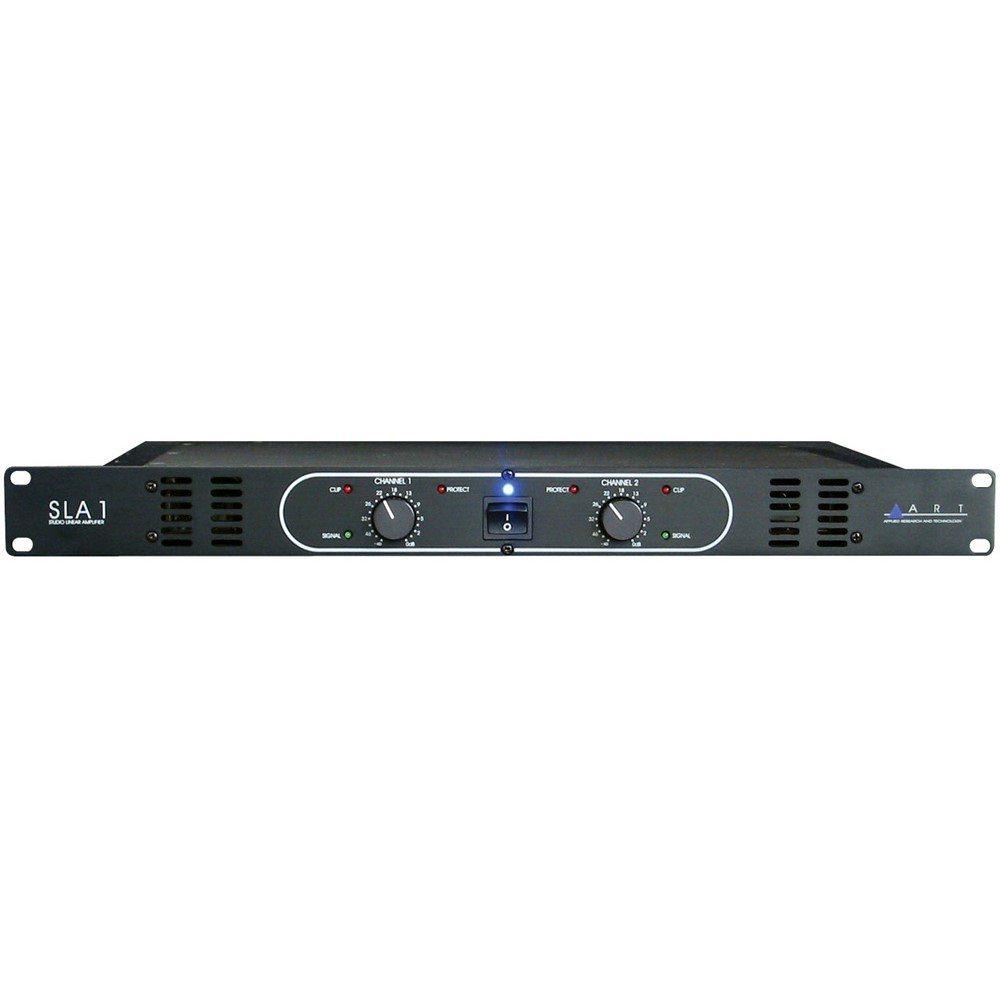 Art Sla 1 Power Amplifier Amplifiers Studio Gear 8 Ohm With 60w Output