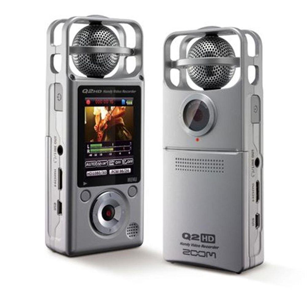zoom q2hd audio video recorder portable recorders studio gear studiospares. Black Bedroom Furniture Sets. Home Design Ideas