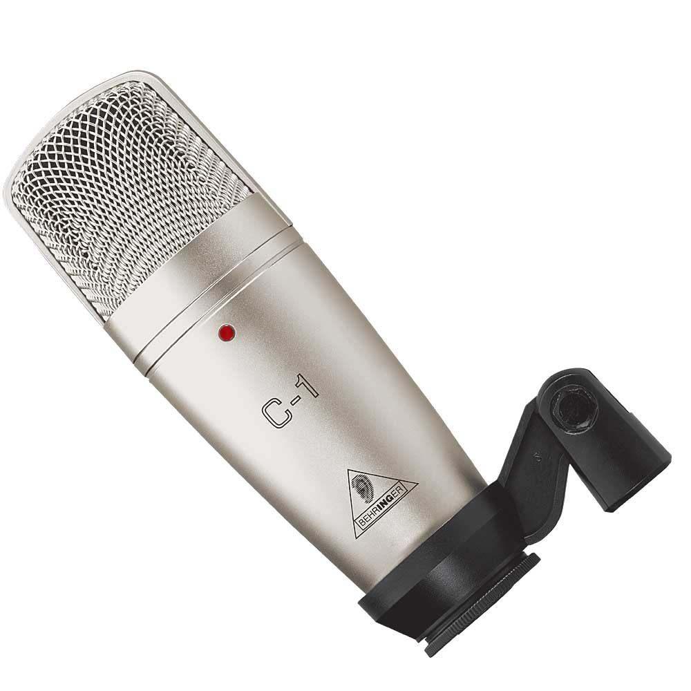behringer c 1 condenser mic studiospares. Black Bedroom Furniture Sets. Home Design Ideas