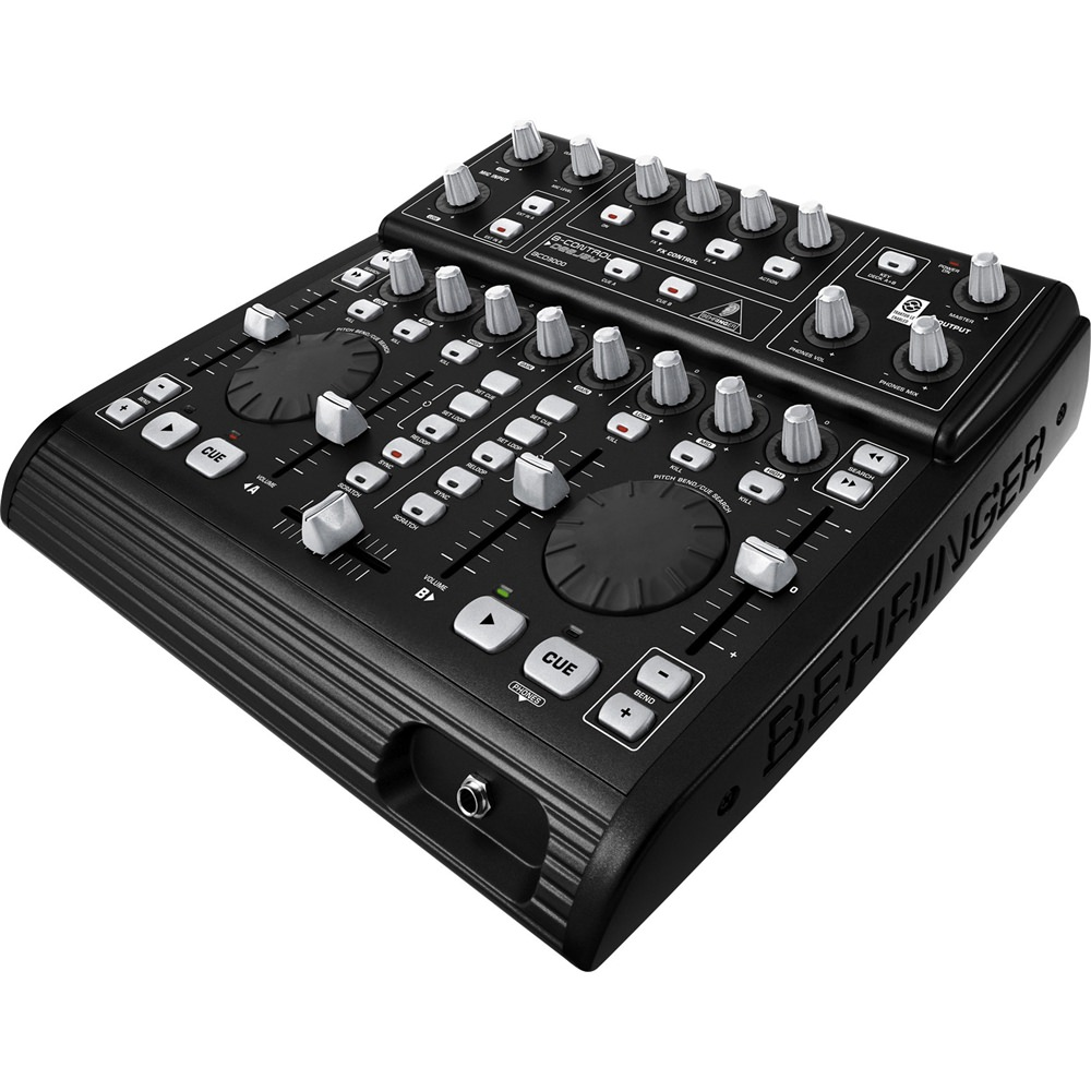 BEHRINGER B-CONTROL DEEJAY BCD3000 DRIVERS FOR WINDOWS 10