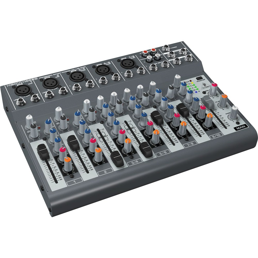 behringer xenyx 1002b mixer studiospares. Black Bedroom Furniture Sets. Home Design Ideas