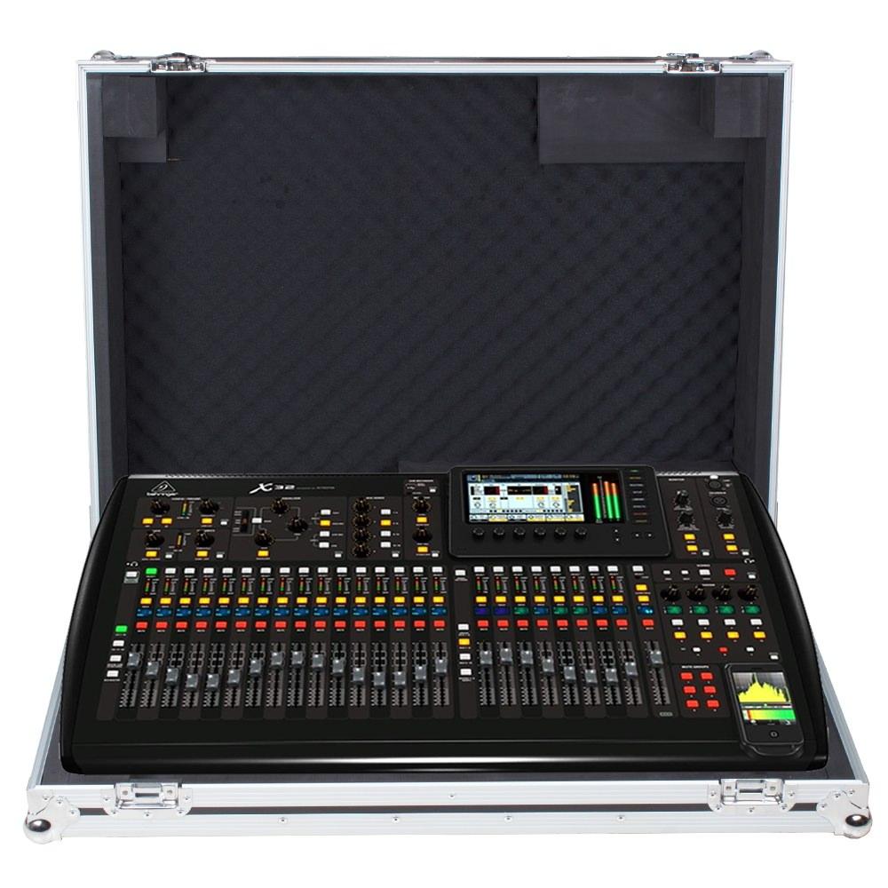 behringer x32 mixer trojan mixer case studiospares. Black Bedroom Furniture Sets. Home Design Ideas