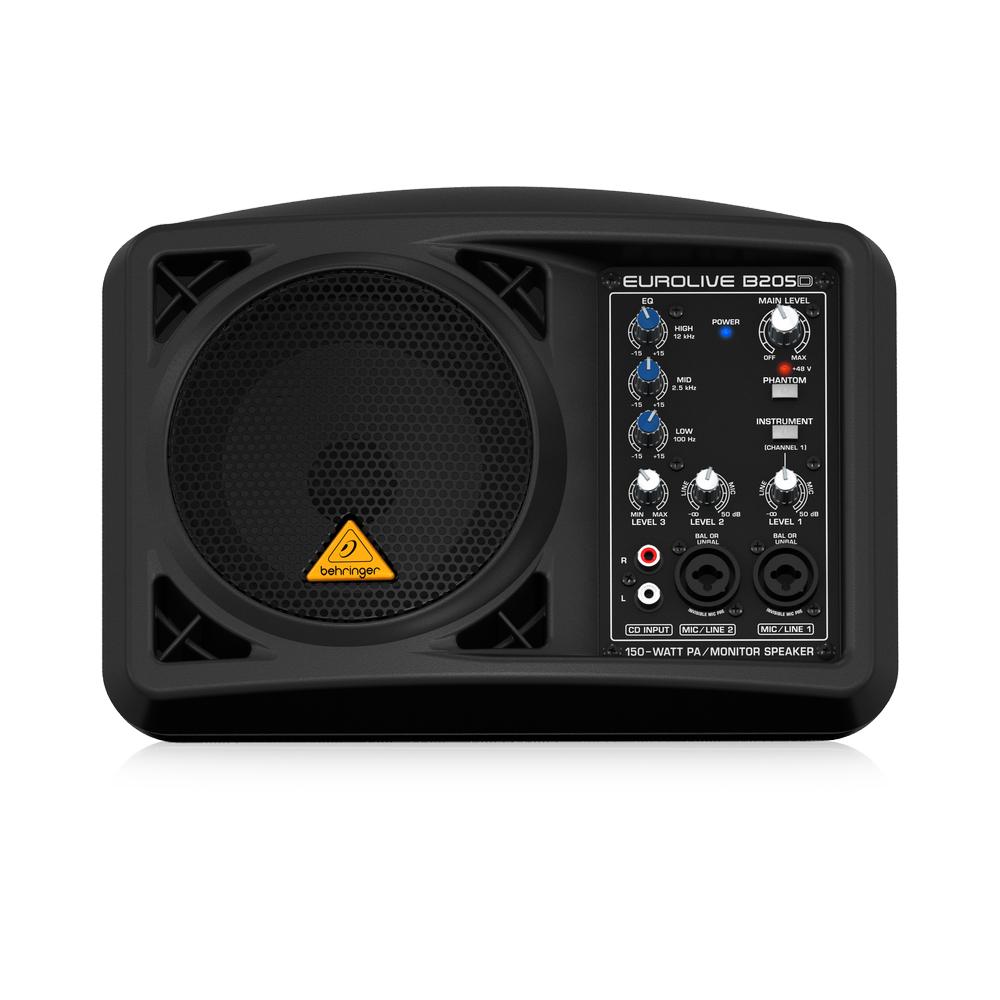 Behringer Eurolive B205D Stage Monitor - Stage Monitors ...