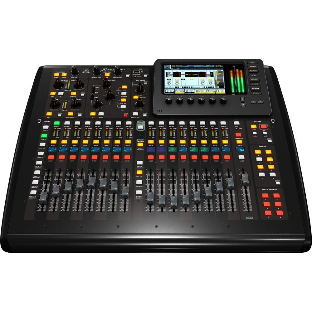 behringer x32 compact digital mixer studiospares. Black Bedroom Furniture Sets. Home Design Ideas