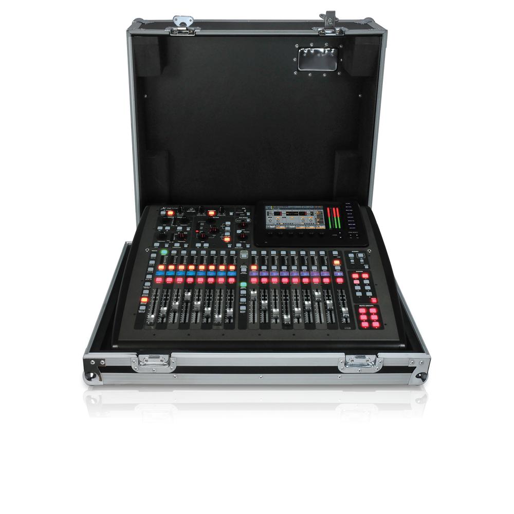 behringer x32 compact tp mixer flightcase digital mixers studio gear studiospares. Black Bedroom Furniture Sets. Home Design Ideas