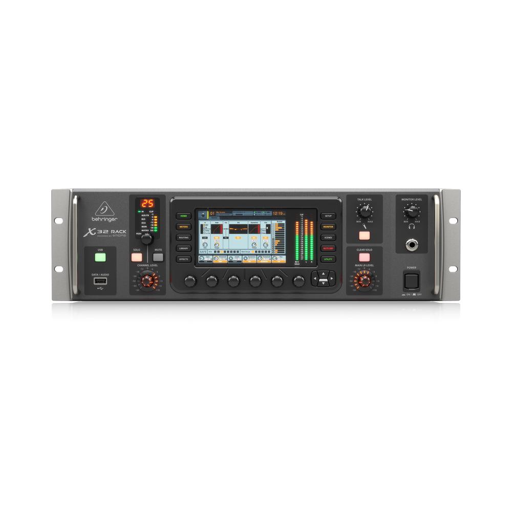 behringer x32 rack digital mixer digital mixers studio gear studiospares. Black Bedroom Furniture Sets. Home Design Ideas