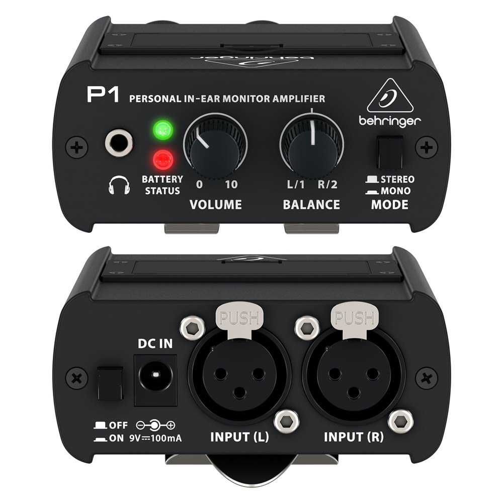 Image result for Behringer PowerPlay P1