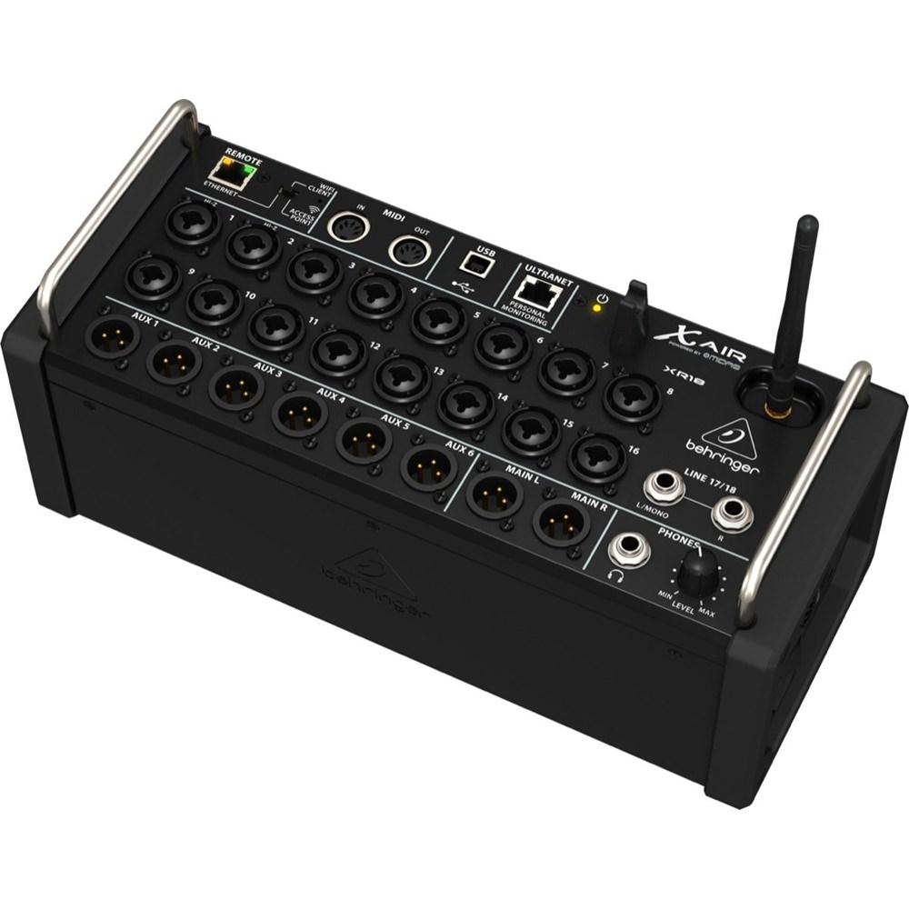 384440 behringer xr18 digital mixer studiospares XR18 Rack at edmiracle.co