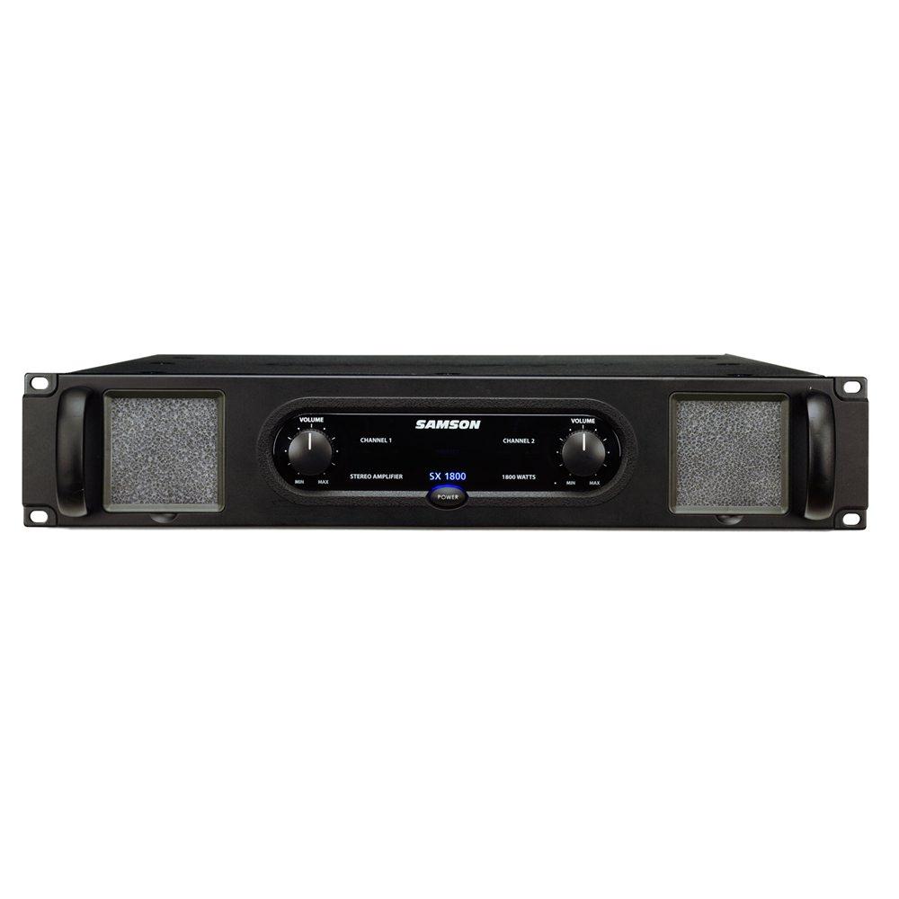 samson sx1800 power amp power amplifiers studio gear studiospares. Black Bedroom Furniture Sets. Home Design Ideas