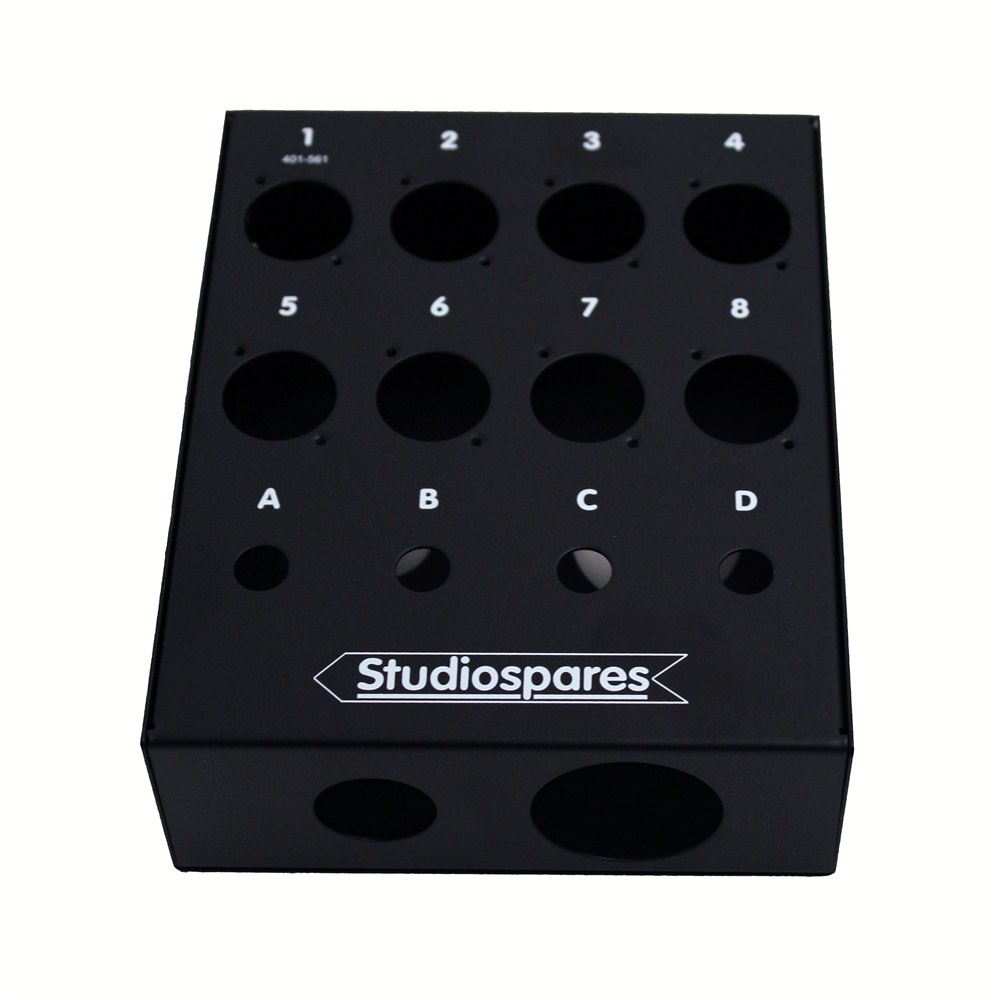 Wall Box 8 4 Way Stageboxes Cables Leads Studiospares Rj45 Switch