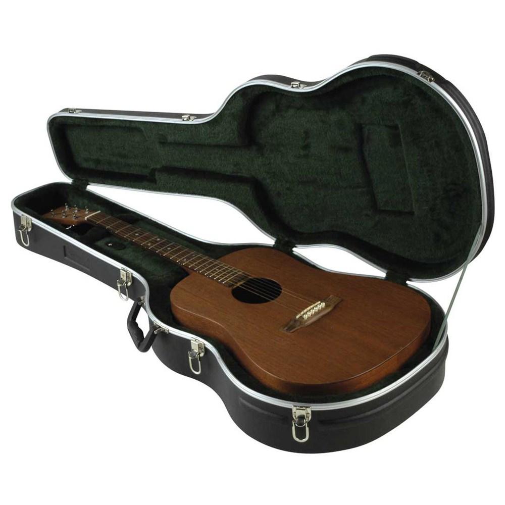 skb 8 economy acoustic dreadnought guitar case instrument cases accessories studiospares. Black Bedroom Furniture Sets. Home Design Ideas