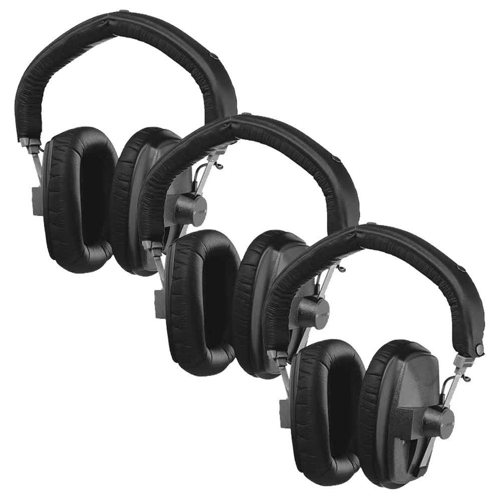 beyerdynamic dt 150 headphones 3 pack studio headphones headphones speakers studiospares. Black Bedroom Furniture Sets. Home Design Ideas