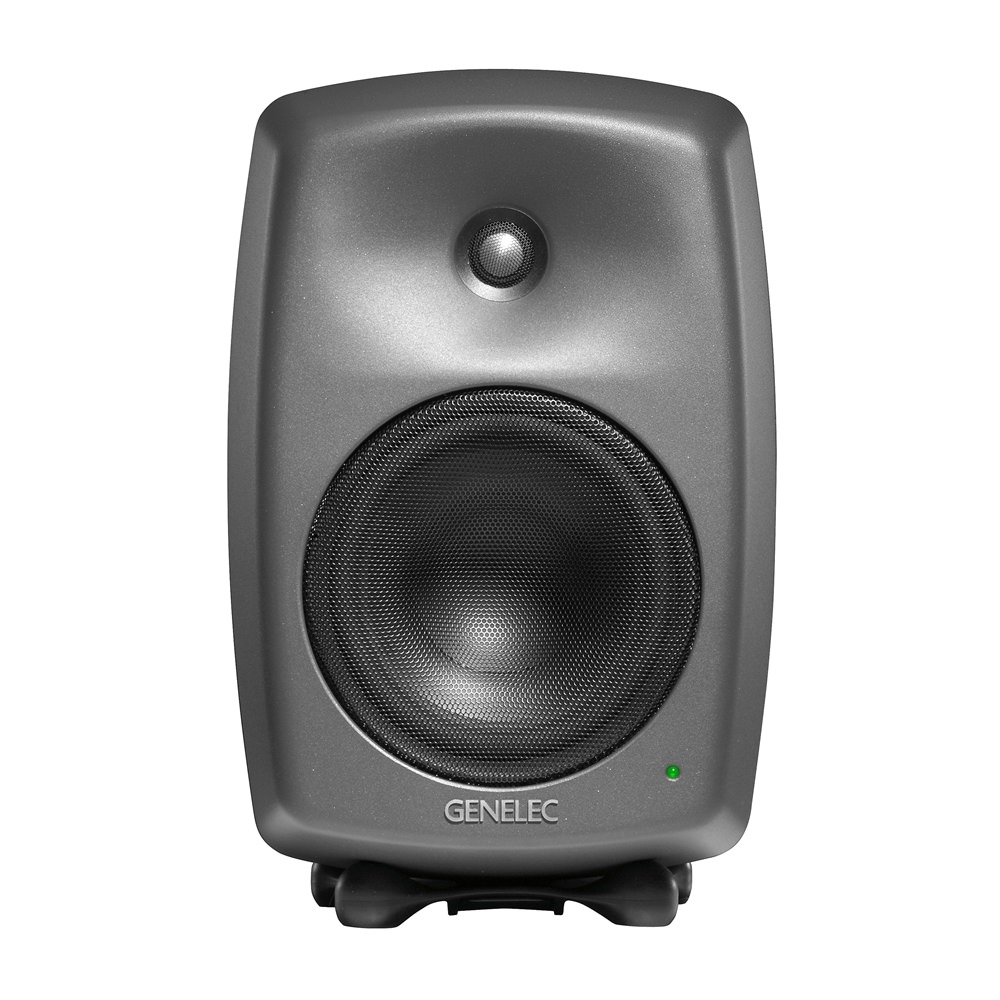 Genelec 8240a Active Studio Monitor Monitors Headphones Loudspeaker System Crossover Network Speaker Protection Circuit Home Speakers