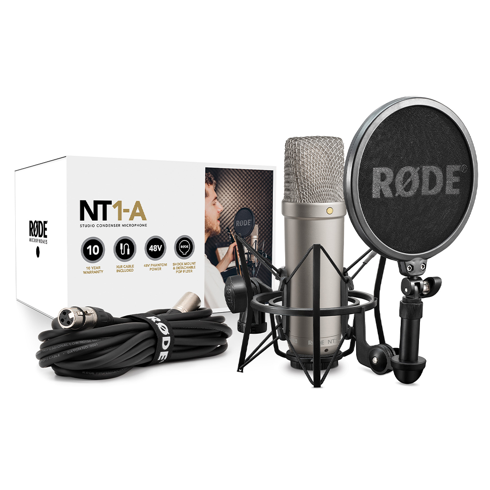 rode nt1 a vocal recording pack studiospares. Black Bedroom Furniture Sets. Home Design Ideas
